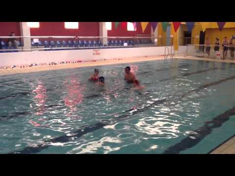 Synchronised Swimming Year 1 BA in Exercise and Health Studies (3)