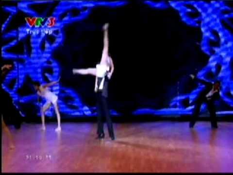 Bước nhảy hoàn vũ - Đêm chung kết 1 trực tiếp 22/3/2014 VTV3