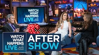 After Show: Has Jennifer Lopez Kept In Touch With Selena Gomez? | WWHL