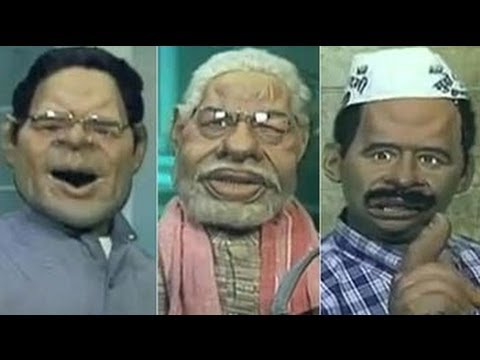 When Rahul, Modi, Kejriwal and Mulayam act in TV commercials