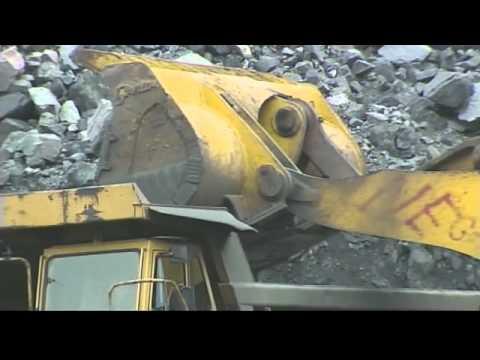 L'exploitation minière à ciel ouvert