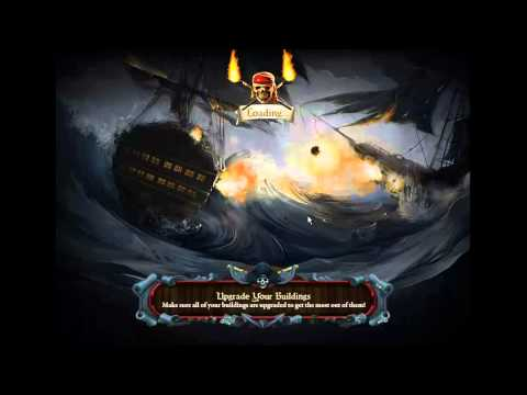 Pirates of the Caribbean: Isles of War Gameplay Trailer