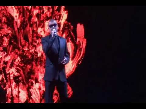 George Michael on Symphonica Tour 2012 in London