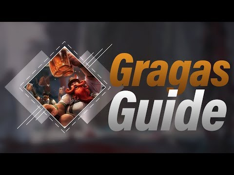 Gragas Guide german - Jungle - S8 - LOL - by Toxic4Life