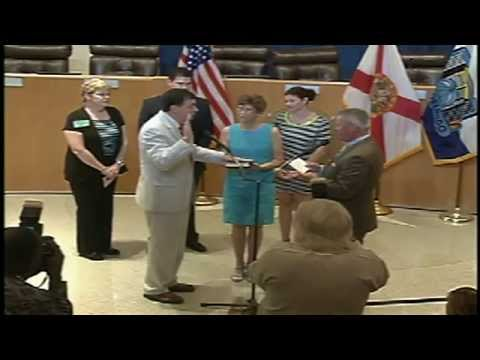 June 2, 2014 Oath of Office Ceremony
