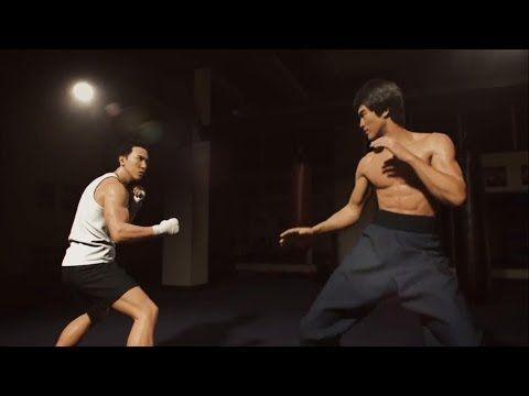 Bruce Lee Vs Donnie yen : A Warriors Dream (No Robots/Cyborgs).