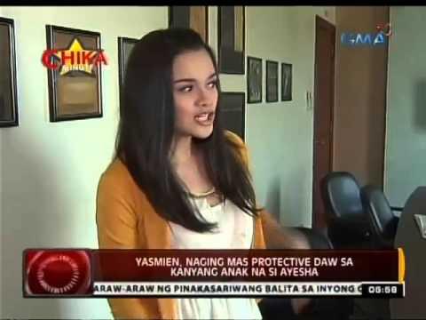24 Oras: Yasmien Kurdi, mas naging close kay Jennylyn Mercado