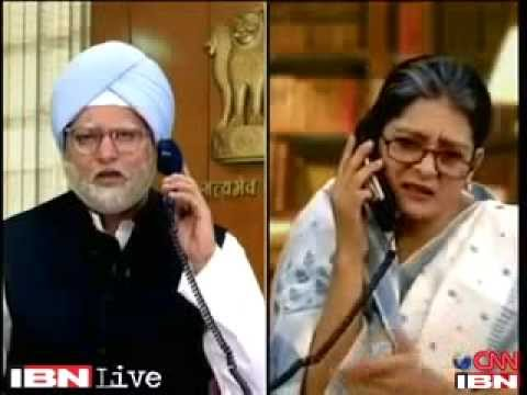 Sonia Manmohan joke - Telephone call