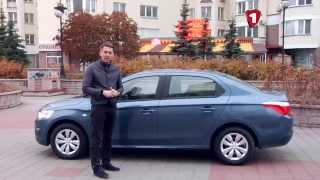 «АвтоФАКТ» Citroen С-Elysee (24.11.2014)