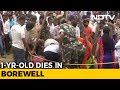 16-Month-Old Girl Stuck In Telangana Borewell For 58 Hours Dies