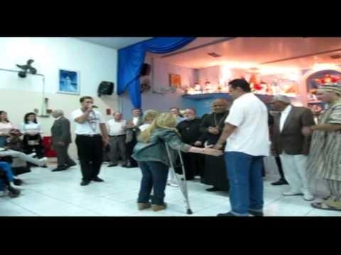 DaNNilu canta cântico a Oxum