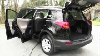 Redesigned 2013 RAV4 Vancouver Toyota Dealer Review