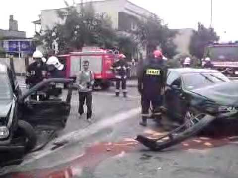 Wypadek na &;4&; w ropczycach. ranne dzieci: 2 i 3 lata
