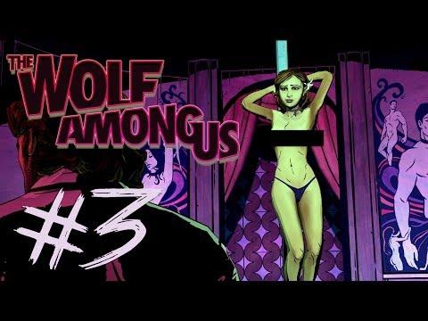 The Wolf Among Us - Episode 2 -Part 3 | STRIP CLUB BRAWL | Gameplay Walkthrough