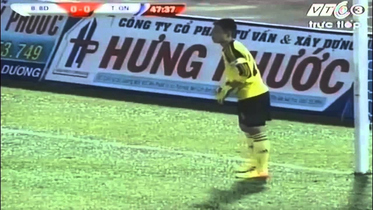 Becamex Binh Duong 0-0 Than Quang Ninh
