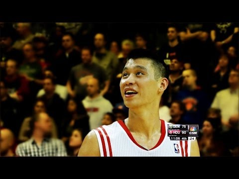 Jeremy Lin 林書豪 2013 11 16火箭vs金塊 Rockets vs Nuggets