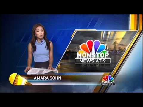 WTVJ-DT2 - Nonstop News at Nine Open and Close 5/25/11