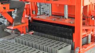 TIGER Concrete Block Machine AT6