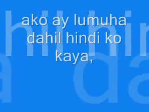Luha by Republikan (lyrics).wmv