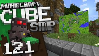 Minecraft Cube SMP Episode 121: Town Map