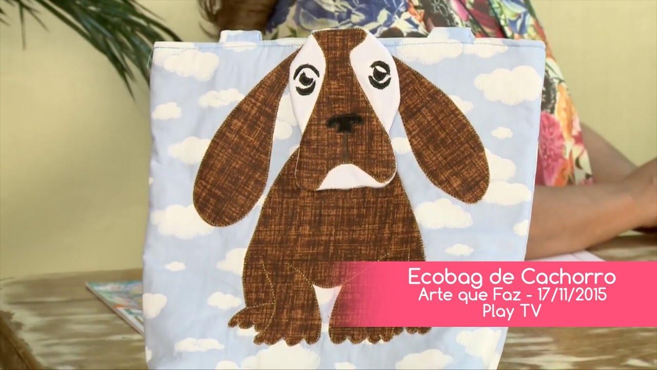 Ecobag de Cachorro