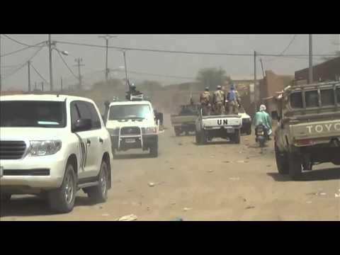 Mali - Kidal - Combats-APA