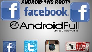 [App] Facebook Transparente| * No Root *| [Android Full]