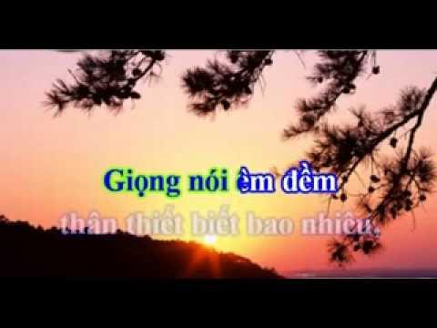 KARAOKE XIN 1 LAN YEU NHAU HatVoi(MyHang)