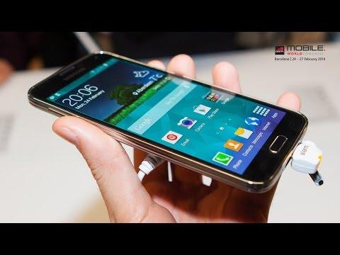 Samsung Galaxy S5 (MWC 2014)