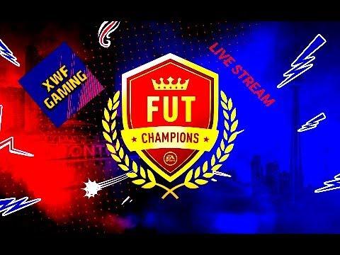 FUT CHAMPIONS WEEKEND LEAGUE #22 p1 (FIFA 18) (LIVE STREAM)