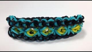 Bandaloom: How To Make A Dream Catcher Bracelet