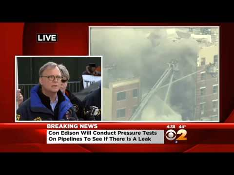 NTSB Holds Briefing On Investigation Into Fatal Harlem Building Explosion