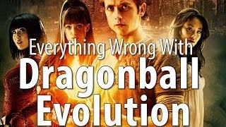 Everything Wrong With Dragonball Evolution In Many Many