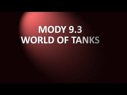 Mody 9.3 do World of Tanks