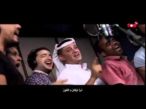 """""""كوميديون يغنون عن """"الايبولا"""