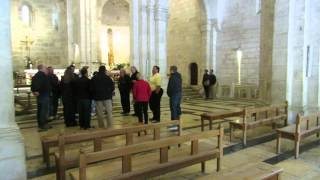 St Anne's Church, Jerusalem Believed To Be The