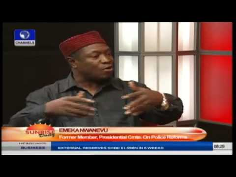 Show Political Will To Tackle Boko Haram, Analyst Tells Government Prt2