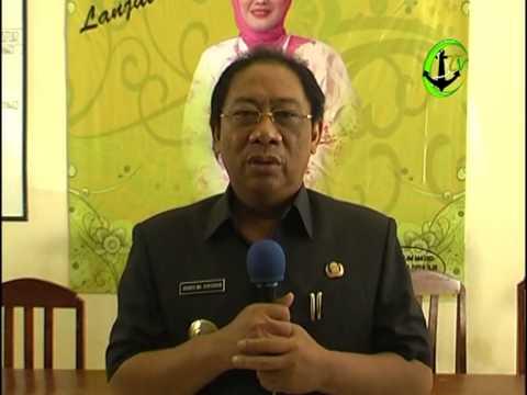 Greeting Bupati Indramayu.mpg