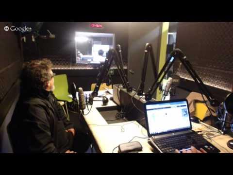 Ricardo Lagos Weber en el matinal del TwitterCafé vía Radio Valparaíso