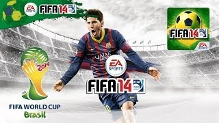 FIFA 14 Para Android V1.3.6 [Comentarios En Español