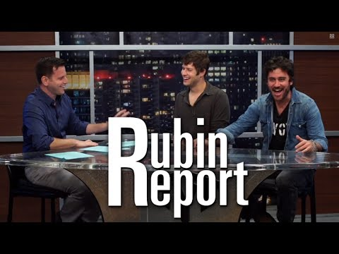 Beheading Videos on Facebook, China Choking on Smog, Eternal Life | The Rubin Report