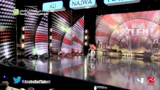 العبقري وابراهيم - عرب غوت تالنت 3 الحلقة 1
