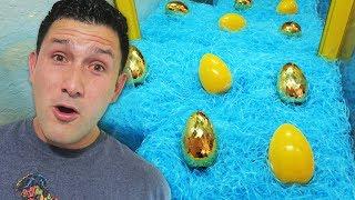 Mystery Egg Challenge!