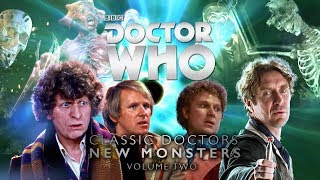 Classic Doctors Meet New Monsters! - Doctor Who