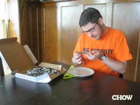 Supertaster - Oreo Pizza
