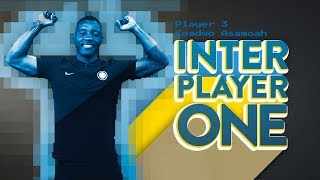 KWADWO ASAMOAH | MY TOP 5 AFRICAN PLAYERS | Inter Player One