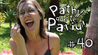 Hao123-Pathy que te Pariu 40 - Picnic e Atividade Paranormal #PQTP