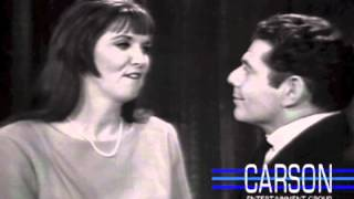 Johnny Carson: Jerry Stiller & Anne Meara on Computer Dating