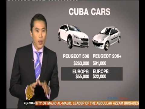 Cubans now free to buy new cars at exorbitant prices