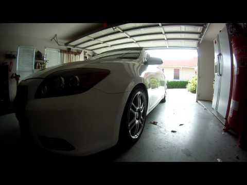 Ichiba 15mm 20mm Wheel Spacers Scion Tc Youtube